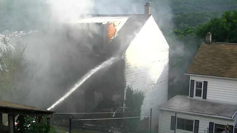 Coal Township House Fire HD Videos 7-4-2013 008.MTS