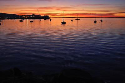 Bellingham Bay Scenes