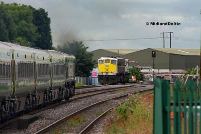 Portlaoise (Rail), 04-07-2017