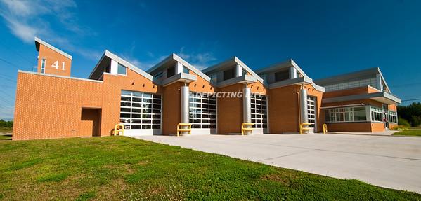 Crosspointe Fire Station
