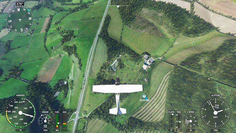 MSFS, Microsoft Flight Simulaor - Sun 23/08/2020@16:07