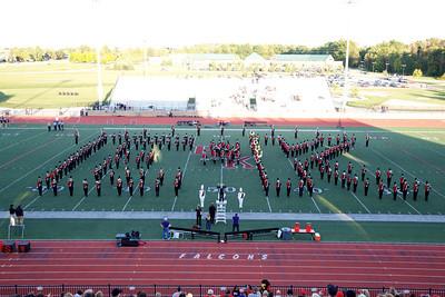 2013, Sept 27 EK Marching Band