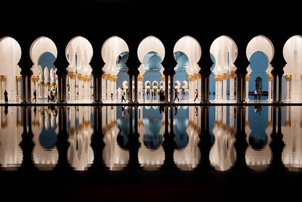 Oman and UAE