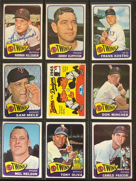 1965 Twins Team Set 02.jpg