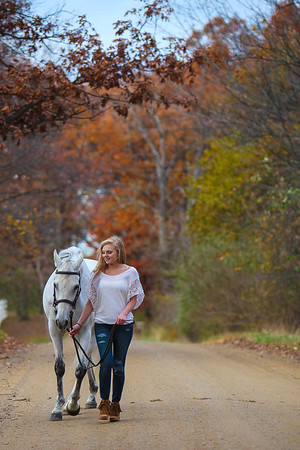 Cheyenne Senior  Fall Session