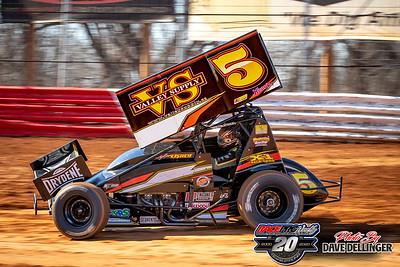 Lincoln Speedway - 3/1/2020 - Dave Dellinger