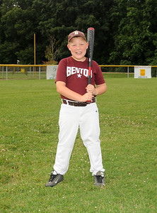 2013 Benton 8U Baseball