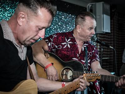 The Hayriders, Welsh Rockabilly Fair 2019