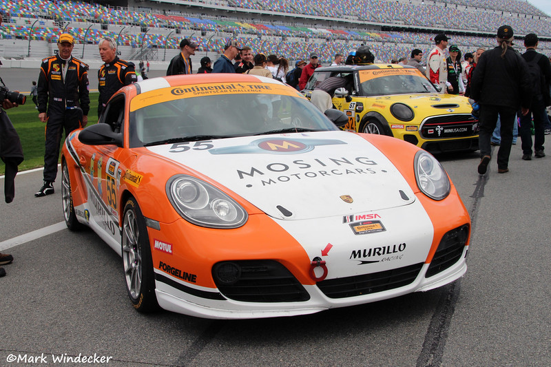 ST-Murillo Racing Porsche Cayman