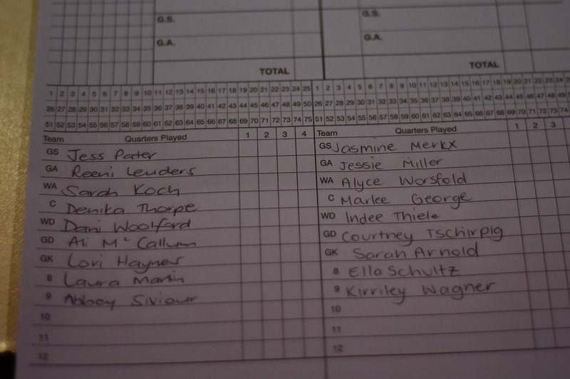 """""""A1"""" Renmark v Loxton North (Round 7)"""