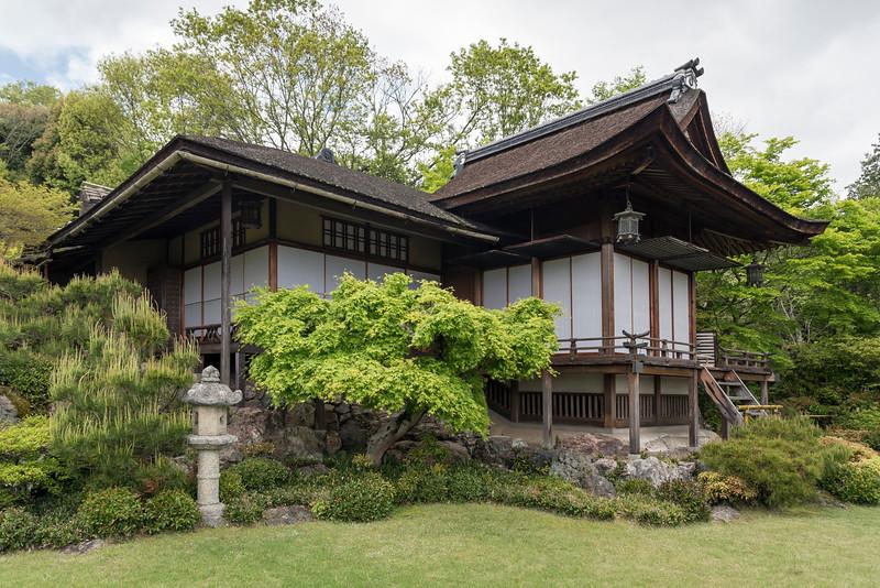 Okochi Sanso Villa (Daijōkaku), Kyoto, Japan