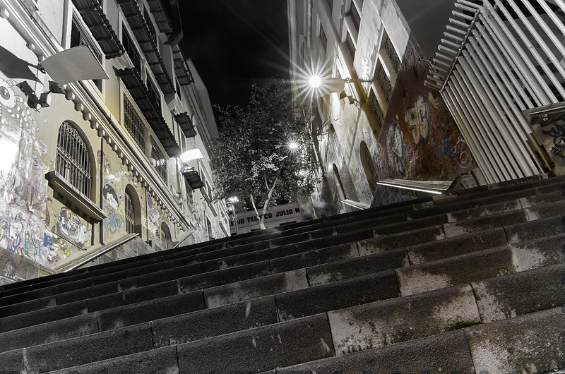 Climb the Steps