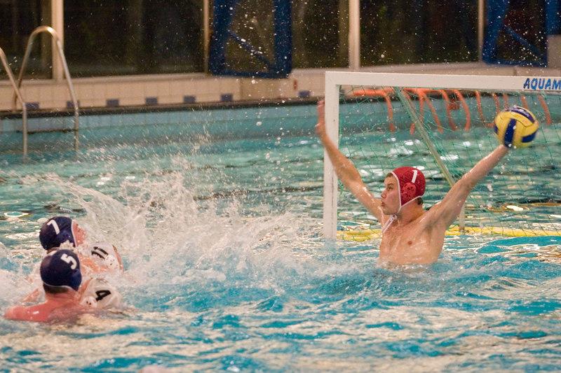 Katwijk 1 - Polar Bears Ede 2.