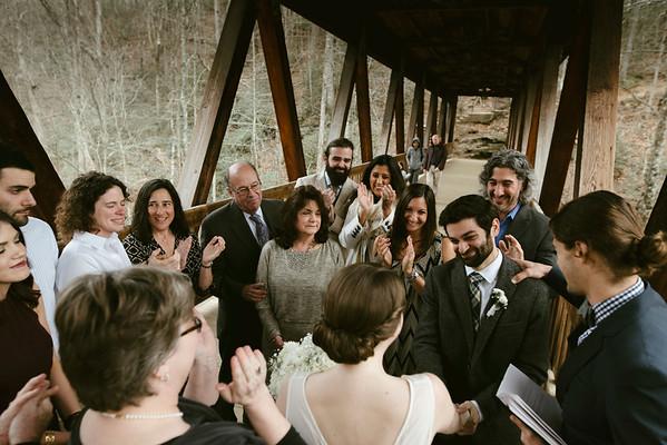 Sarah + Daniel Ceremony