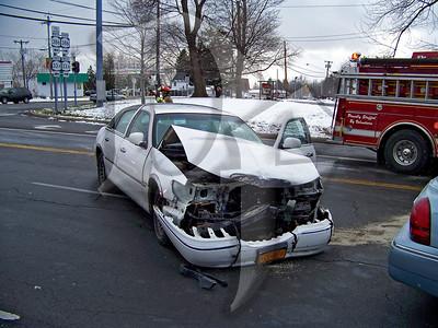 Motor Vehicle Accident - Chili, NY 12/4/10