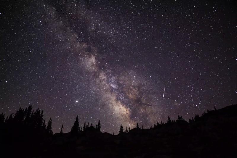 Milkyway Moonrise Timelapse