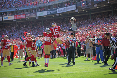 Bufallo Bills vs SF 49ers 10_7_12