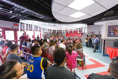 Socorro High School Signing Eric Araiza