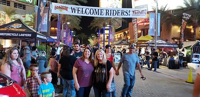 Cyclerides.com Bike Night at Westgate 9/7/18