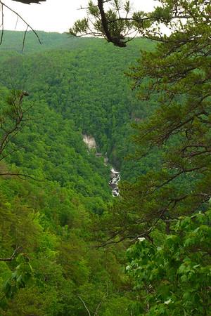 Narrow Rock Ridge