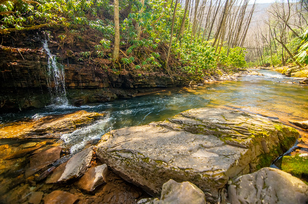 4.5.21 Cascade Falls Hike