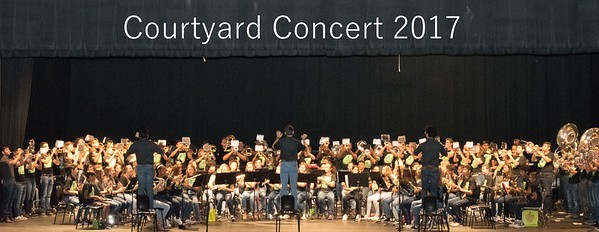 20170824 Courtyard Concert