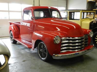 1952 Chevrolet Pickup - Steve Buckner