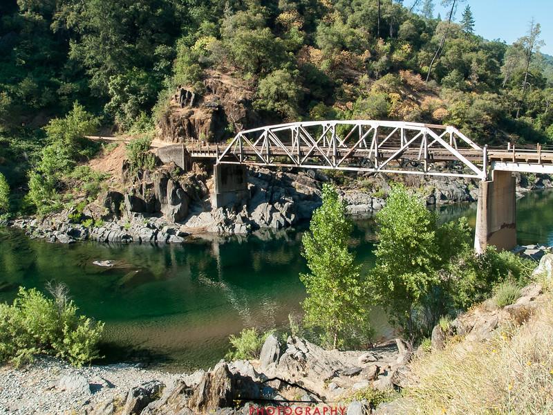 Ponderosa Way Bridge