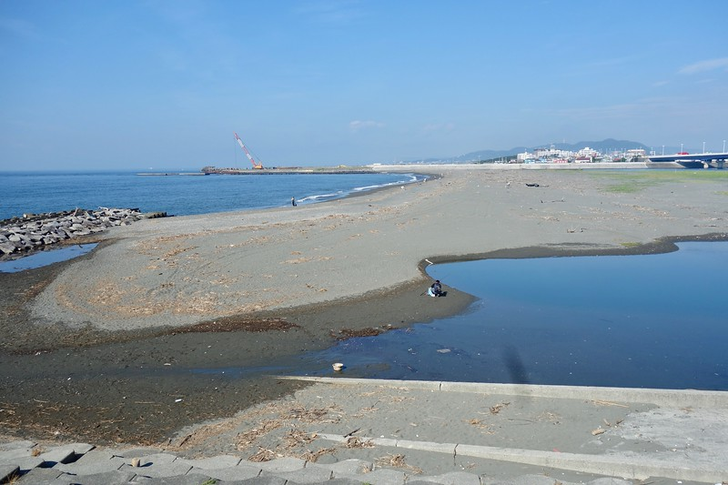 Sagami River mouth