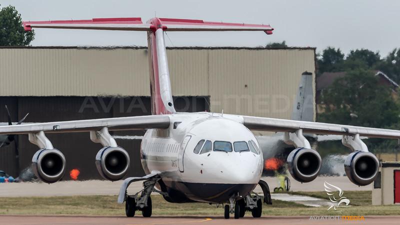 ETPS / Avro RJ70 / G-ETPK