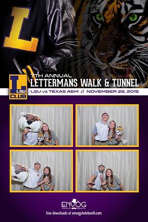 L Club Lettermans Walk & Tunnel (prints)