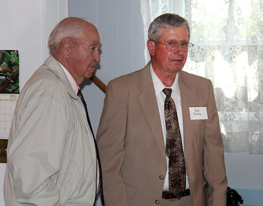 Earl Gue and Bob Galey - 25 Mar 2012