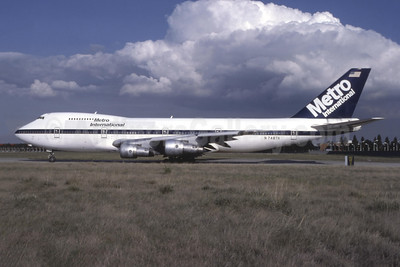 Metro International Airways