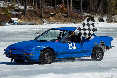 Jaffrey Ice Racing Association  -  16 March 2014