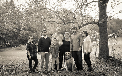 Grigsby Family 2017