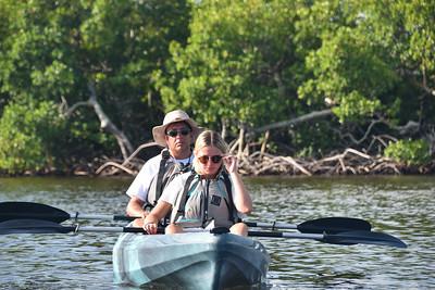 9AM Mangrove Tunnel Kayak Tour - Delaney