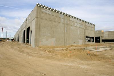 9/28/07 progress photos (including stamped concrete)