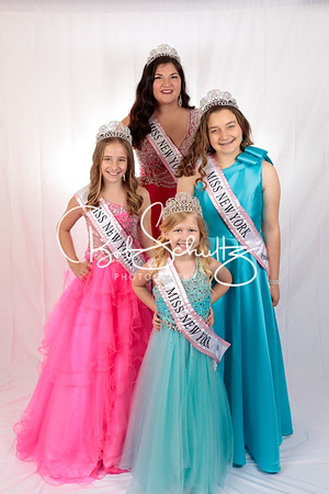 POA Pageant Queens 2020