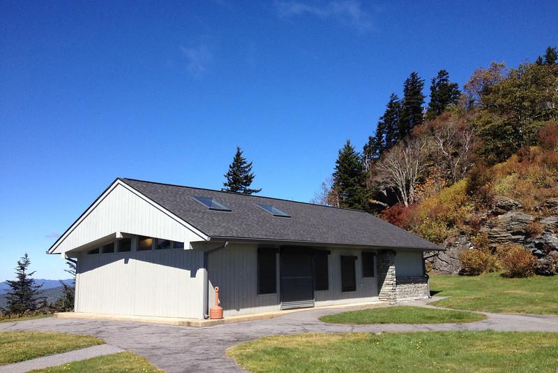 Waterrock Knob Visitor Center