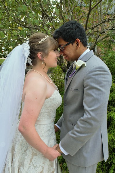 Megan & Krishna