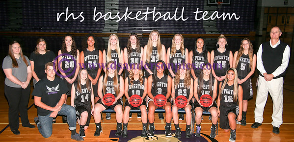 2015/2016 RHS GIRLS BASKETBALL