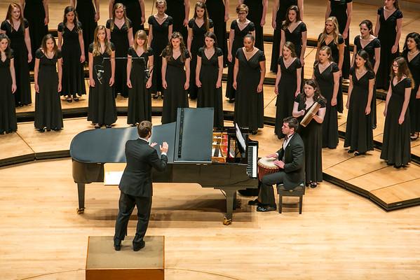 6. St. Teresa's Academy Mass Choir