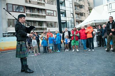 Reinout Vandepitte - Schotse doedelzakspeler
