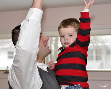 Dancing on Christmas Day-2010