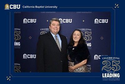 Celebrating 25 years - Cal Baptist