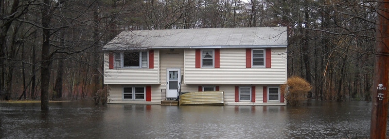 Waters Receding, Brookview Drive Floods again