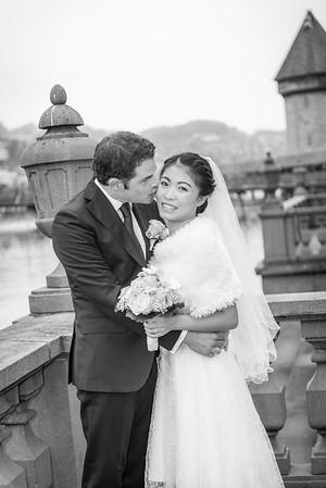 Zivile Hochzeit von Yanyan & Marc