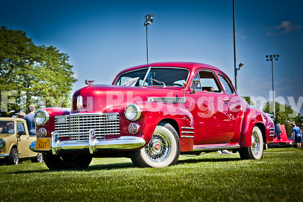 Lincolnwood Festival Car Show 2014