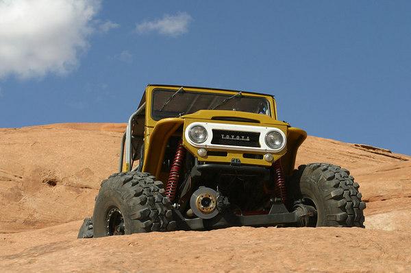 MOAB - 2004 Easter Jeep Safari
