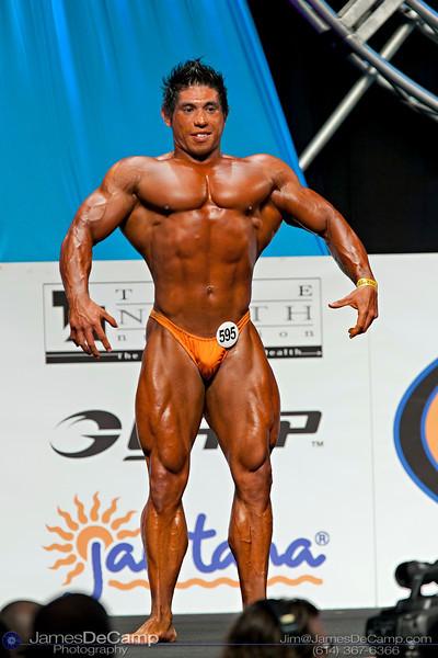 2012 Arnold Classic - Men's 85 Kg